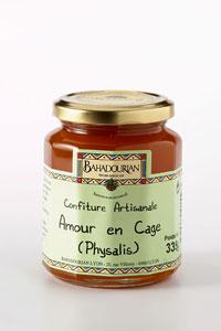 Confiture de physalis amour en cage bahadourian - Fruit amour en cage ...