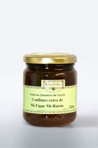 Confiture Mi-Figue  Mi-Raisin