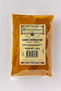 grossiste Curry Imperator