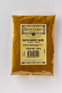 grossiste Ras el Hanout Jaune