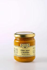 grossiste Pâte pour Colombo