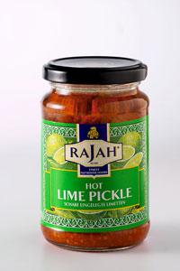 grossiste Pickle de Citron Vert Fortement Epicé