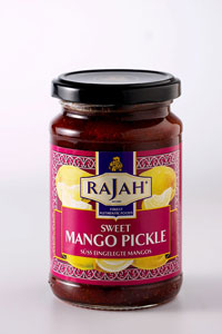grossiste Pickle de Mangue Moyennement Epicé