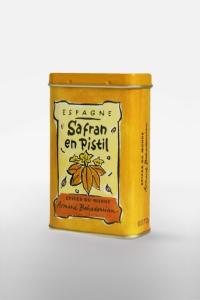 grossiste Boite à Epice Safran Filament