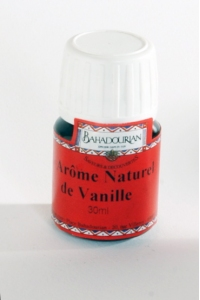 grossiste Arôme Naturel de Vanille