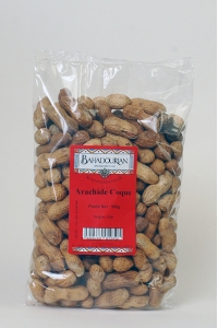 grossiste Cacahuètes (Arachides) Coque Grillées