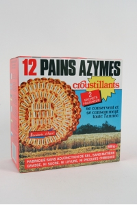 grossiste Pains Azymes x 12
