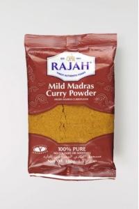 grossiste Curry de Madras Moyennement Epicé