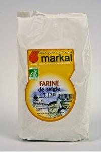 grossiste Farine de Seigle T130 Produit Bio AB