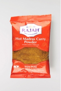 Curry de Madras Fortement Epicé
