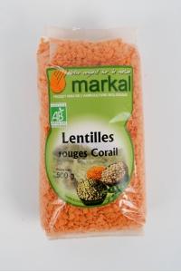 grossiste Lentilles Rouges