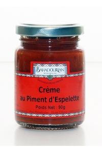 grossiste Crème au Piment d'Espelette AOP