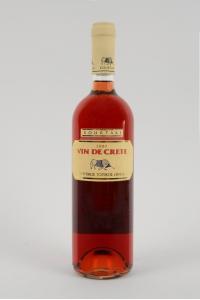grossiste Vin de Crète Kourtaki Rosé
