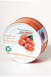 grossiste Haricots Géants Grecs Cuits en Sauce Tomate