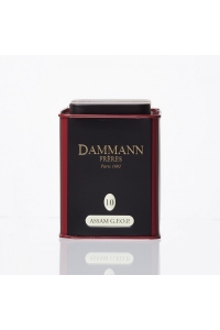 grossiste Thé Dammann Noir Assam G.F.O.P Golden Flavoured Orange Pekoe N°10