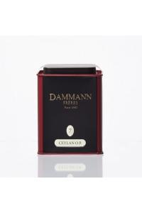 grossiste Thé Dammann Noir Ceylan O.P.N°7