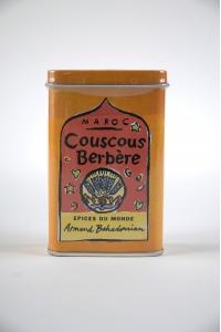 grossiste Boite à Epice Couscous Berbere