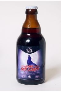 grossiste Bière Rouge Artisanale aux Myrtilles Sauvages