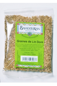 grossiste Graines de Lin Doré
