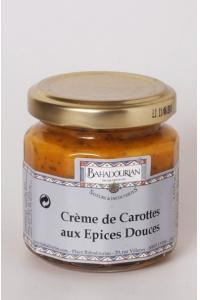 grossiste Crème de Carottes aux Épices Douces