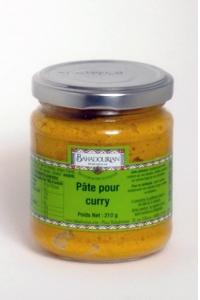 grossiste Pâte pour Curry