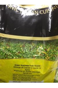 grossiste Pan Masala Mélange Digestif Indien Vert