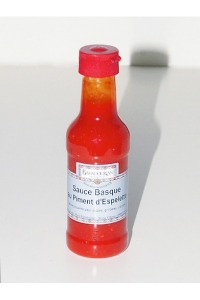 Sauce Basque au Piment d'Espelette