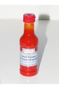 grossiste Sauce Basque au Piment d'Espelette