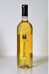 Retsina Cavino Blanc  'Appellation Traditionnelle'