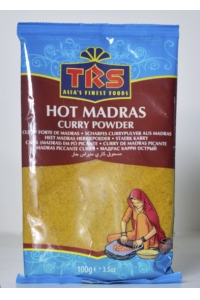 Épices du monde Curry de Madras Fortement Épicé