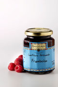 Confiture fruits rouges Confiture de Framboise