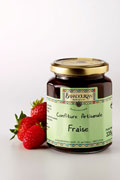 Confiture fruits rouges Confiture de Fraise