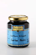 Confiture fruits rouges Confiture de Cerise Noire