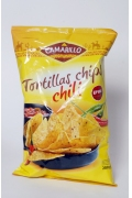 Tortillas Chips Goût Chili