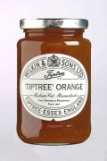 Confiture anglaise Marmelade d'Orange avec Zeste Tranché 'Tiptree Orange'