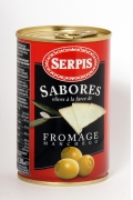 Olives Vertes Farcies au Fromage Manchego