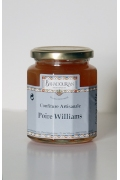 Confiture aux fruit d'automne Confiture de Poire Williams
