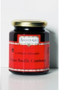 Confiture fruits rouges Confiture Fraise Basilic Combava