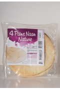Pains Naan Nature X4