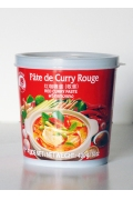 Pâte de Curry Rouge