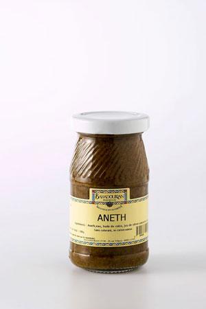 Pâte d'Aneth