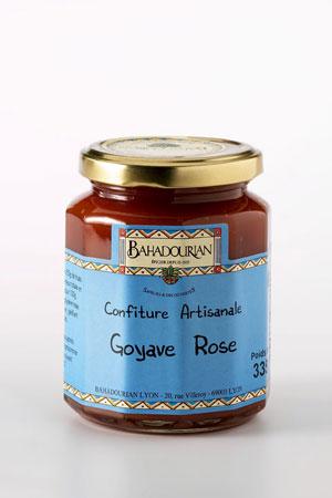 Confiture de Goyave Rose