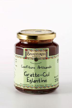 Confiture d'Eglantine «Gratte Cul»