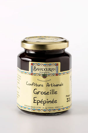 Confiture fruits rouges Confiture de Groseille