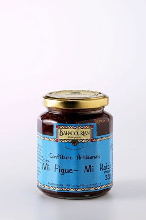 Confiture Mi Figue-Mi Raisin