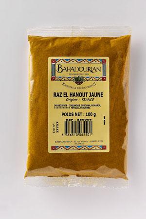 Ras el Hanout Jaune
