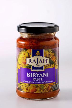 Pâte Epicée pour Curry Biryani