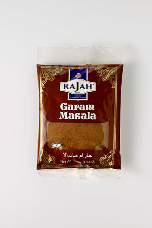 garam masala bahadourian garam masala sachet 100g rajah l 39 inde. Black Bedroom Furniture Sets. Home Design Ideas