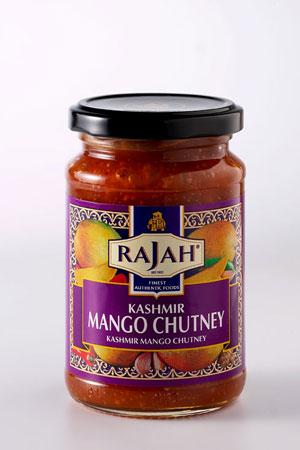 Chutney de Mangue du Cachemire
