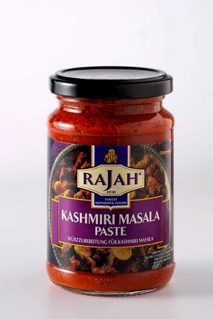 Pâte de Masala du Cachemire